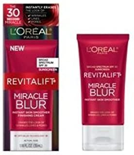 Lor Revlift Miracle Blur Size 1.35z Loreal Revitalift Miracle Blur 1.35oz