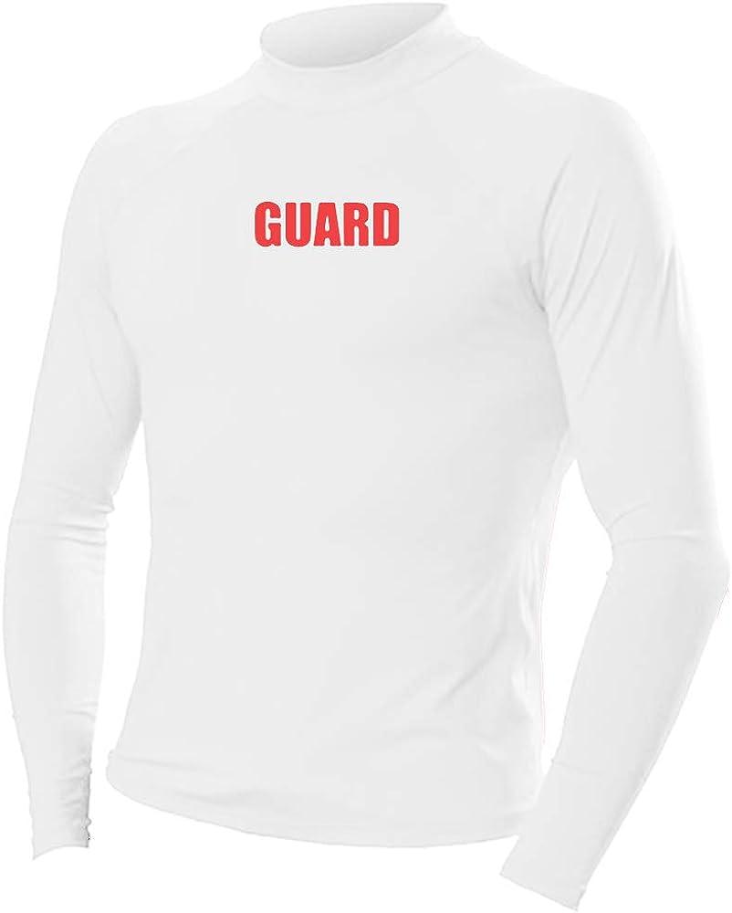 BLARIX Mens Guard Rash Guard Long Sleeve