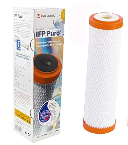 Carbonit Cartucho de filtro de repuesto IFP-Puro.