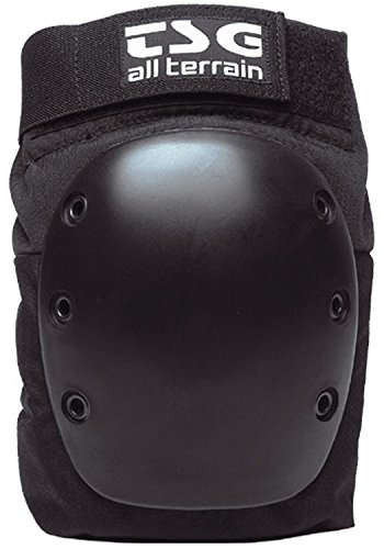 TSG Knieschoner All Terrain, black, M