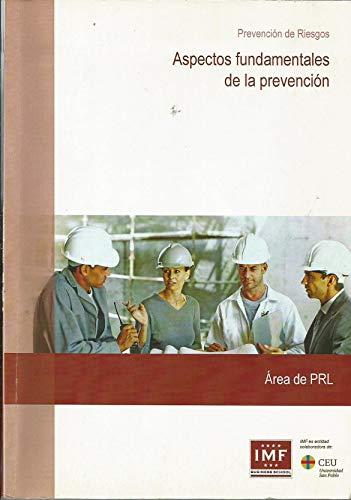 Aspectos fundamentales de la Prevención