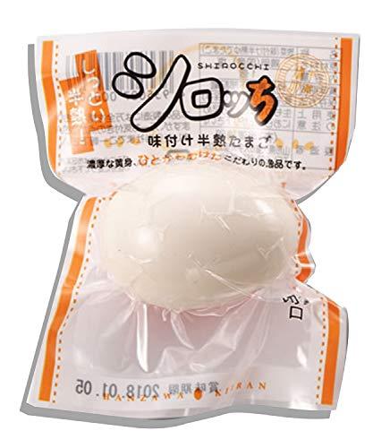 半熟 味付けゆで卵 シロッち  バラ 10個入