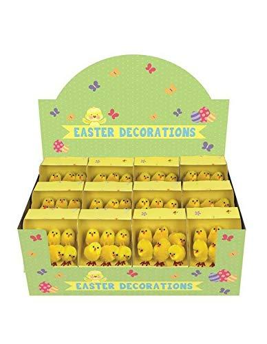 Pack de 6 pollitos perfectos para Pascua