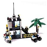 Geekcook Puzzles y Rompecabezas,Bloques de construcción Mini Ladrillos Muñecas Juguetes para niños Niños-Set I