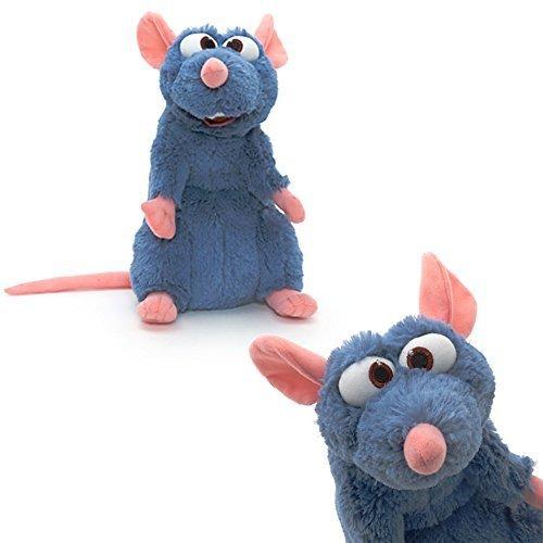 Disney Official Disneyland Paris Ratatouille 30cm Remy Soft Plush Toy
