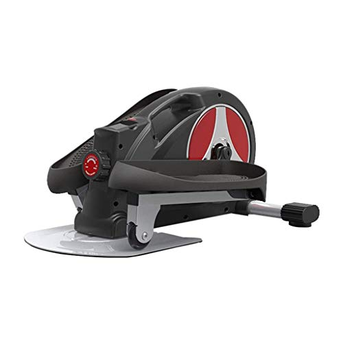 Find Discount WYKDL Hybrid Trainer Household in-Place Pedal Machine Household Small Silent Elliptica...