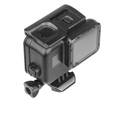 HSKB camera waterdichte hoes, beschermhoes behuizing waterdichte beschermende kove shell duiken 60M onderwatercamera tas waterdichte hoes voor GoPro Hero 7 Action Camera