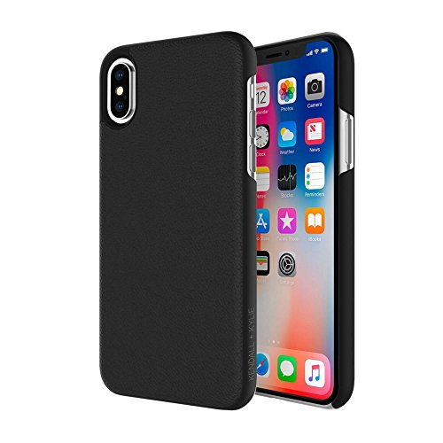 Kendall and Kylie Protective Snap-On Case for Apple iPhone X - Black