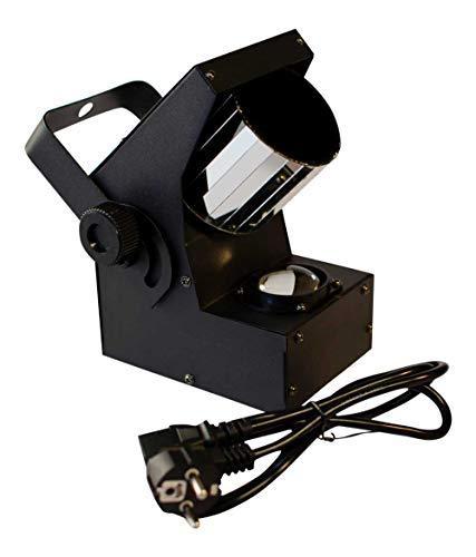Redshow SCA-31 - LED Scanner mit 10 Watt RGBW, mit variablem Dimmer (0% -100%)