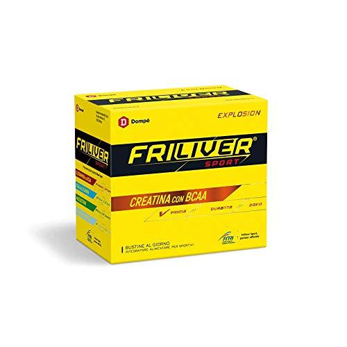 Friliver Sport Creatina con Bcaa - 12 Buste