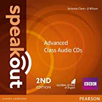 Speakout (2E) Advanced Class Audio CD