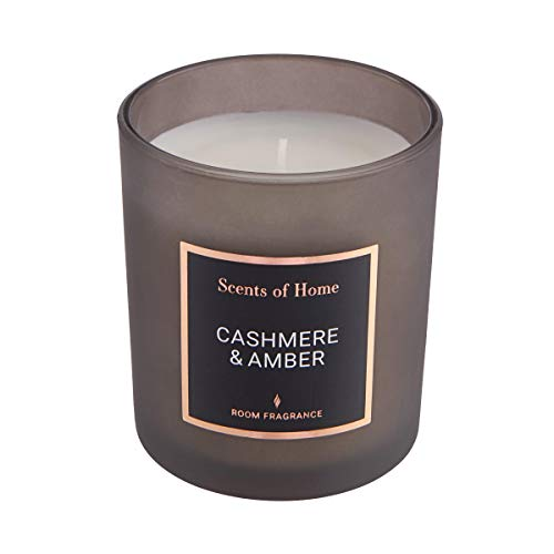 Butlers SCENTS of Home Duftkerze Cashmere & Amber