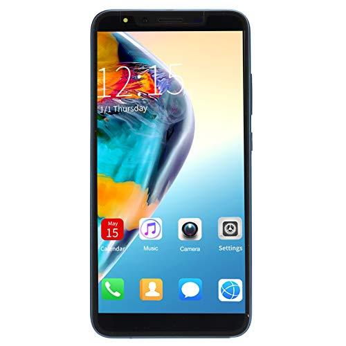 Zunate Teléfono móvil M30 Plus, teléfono Inteligente Andr de 5.8IN con cámara de Alta definición de 512 MB + 4 GB, teléfono Inteligente multifunción Surpport, Tarjeta Dual, teléfono con Doble Modo de