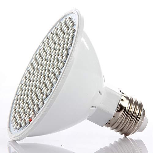 TZTED Wachsen Licht LED Anlage Wasserkulturlampen Birnen Energiespar Für Zimmerpflanzen Seeding Wachsen Und Blühen