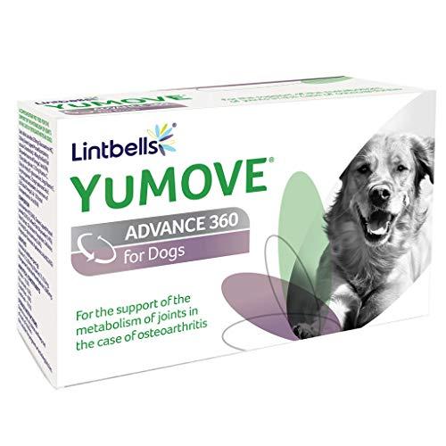 Yumove Advance Dog - 120 chewable tablets
