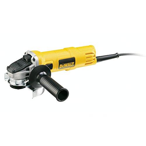 Dewalt DWE4157-QS Mini-Amoladora 125 mm 900W 11.800 RPM, Arándano