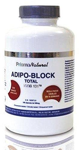 Adipo-Block Total (Mango Africano) 140 cápsulas de Prisma Natural
