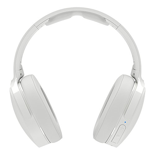 Skullcandy Hesh 3 Wireless Over-Ear Headphone - White/Crimson