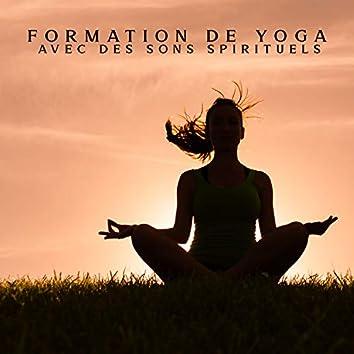 Formation de yoga avec des sons spirituels – Régénération de l'âme et du corps avec de la musique Native New Age