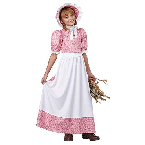 California Costumes Girls Early American Girl Child Costume