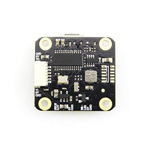 LouiseEvel215 Mini Controlador de Vuelo F3 OSD 2A BEC 2-4S MPU6000 TX1 RX1 para RC Drone FPV Racing Parts Accesorio