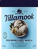 Tillamook, Old Fashioned Vanilla Ice Cream, 1.75 qt (Frozen) (Packaging May Vary)