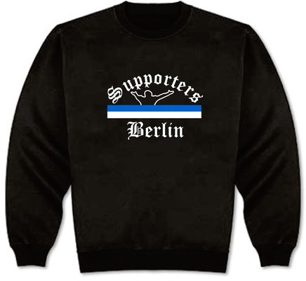 World of Football Sweat Supporters-Berlin - M