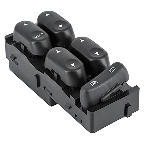 Power Window Switch Master Control Driver Side Front Left Compatible with 2002...