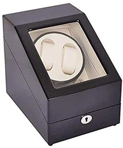 Caja de regalo de reloj Caja de bobina automática Caja de motor importada Caja de reloj roja Caja de colección Caja giratoria para padre