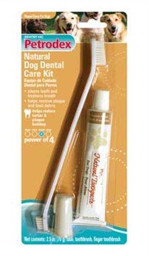 Petrodex Dental Kit For Dogs Beef Flavor
