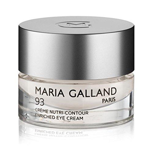 Maria Galland 93 Créme Nutri Contour - Crema de contorno de ojos, 15 ml