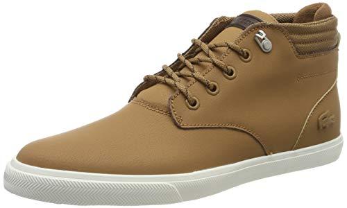 Lacoste Herren Esparre Winter C 319 1 CMA Sneaker, Braun (Light Brown/Brown 1x6), 44 EU