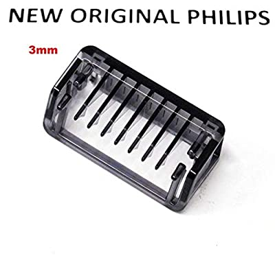 Trimmer Comb 3 mm for Philips OneBlade Razor QP2510 QP2520 QP2521 QP2522 QP2530 QP2531 QP2620 QP2630 422203626141