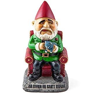 BigMouth Offer Refuse Garden Gnome