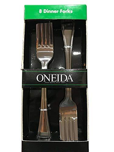 Oneida 8pc dinner forks