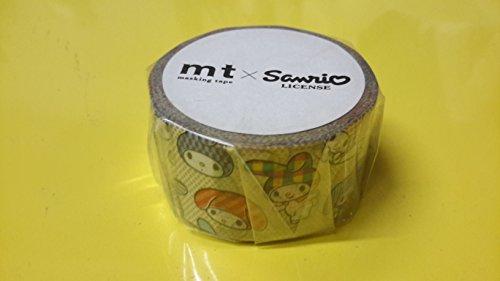 mt マスキングテープ mt サンリオ マイメロディ MTSARI04