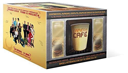 Caméra Café, L'intégrale - Coffret 12 DVD