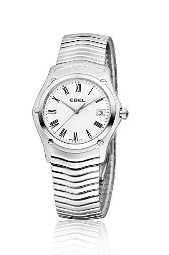 Ebel 1215438, 9255F41/0125 - Reloj, Correa de Acero