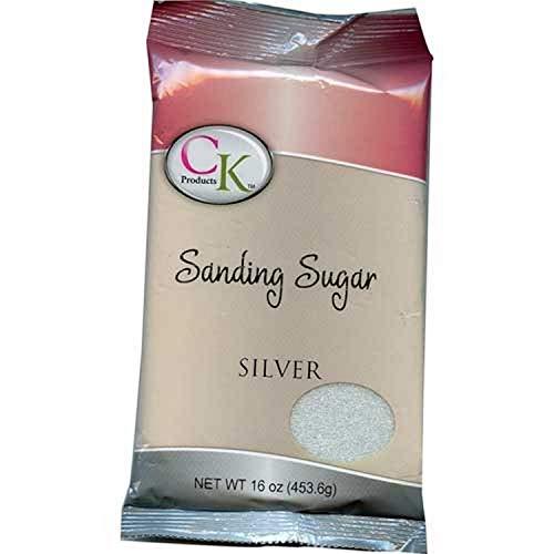 CK Products No.1 Sanding Sugar, Silver