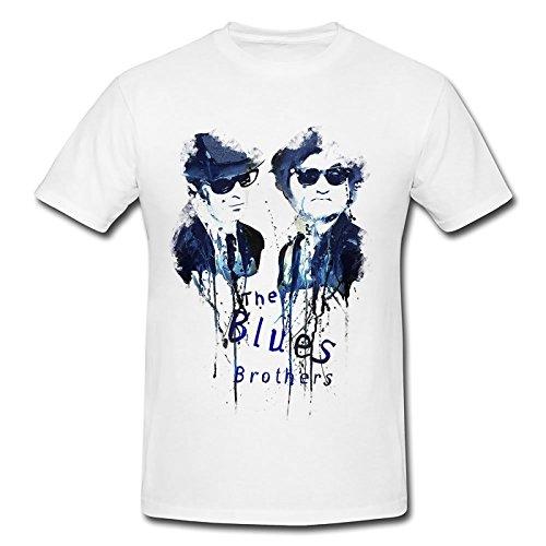 The Blues Brothers Premium Herren T-Shirt Motiv aus Paul Sinus Aquarell