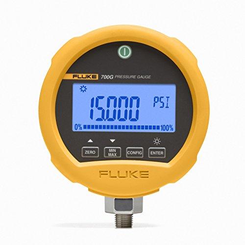 Fluke FLUKE-700RG08 Pressure Gauge, Reference, 1000 PSIG, 1.5' x 5' x 4.5'