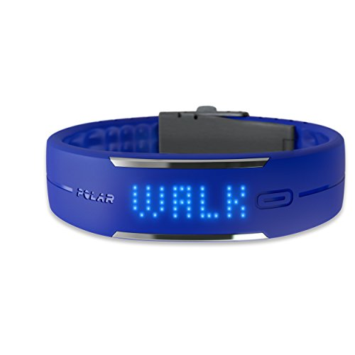 Polar Fitness-Armband Loop blau