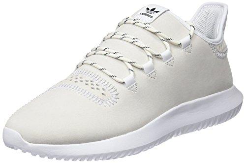 adidas Herren Tubular Shadow Gymnastikschuhe, Elfenbein (FTWR White/core Black/chalkwhite), 40 EU