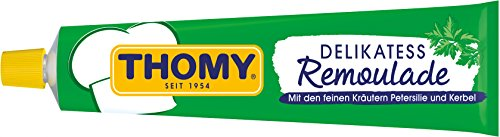 THOMY Remoulade, mit Kräutern, 12er Pack (12x200 ml Tube)