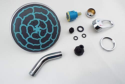 EDENEA - Kit Pieces de Rechange Complet pour Douche...