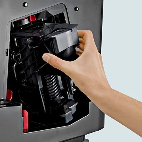 Siemens TI9575X1DE EQ.9 s700 plus connect Kaffeevollautomat (1500 Watt, vollautomatische Dampfreinigung, Baristamodus, Home Connect, sehr leise, iAroma) edelstahl - 5