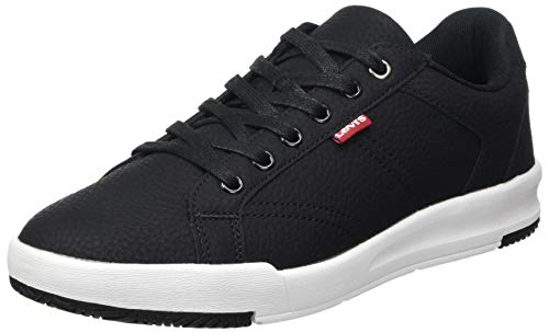 LEVIS FOOTWEAR AND ACCESSORIES COGSWELL, chaussures Homme, Noir, 41