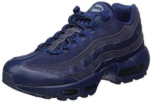 Nike Air MAX 95 Essential, Zapatillas de Gimnasia Hombre, Azul (Midnight Navy/Midnight Navy/Obsidian), 48.5 EU