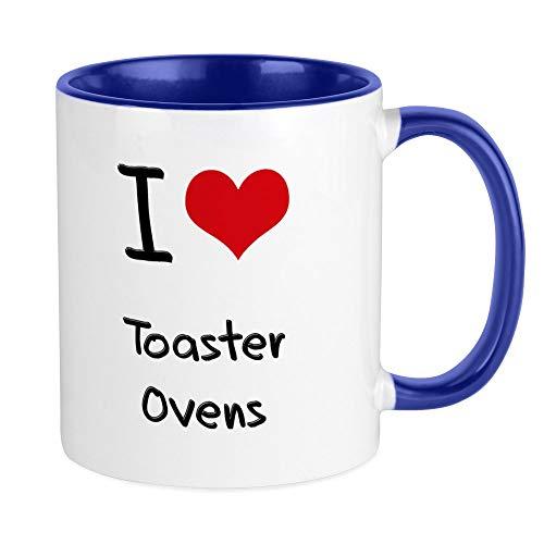 CafePress I Love Toaster Ovens Mug Unique Coffee Mug, Coffee Cup