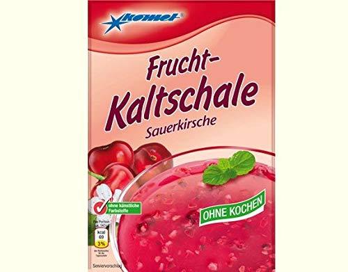 Kaltschale Sauerkirsche Komet ohne Kochen - DDR Kultprodukte - Ostprodukte